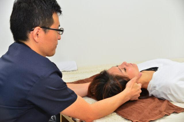 産後うつ施術患者画像