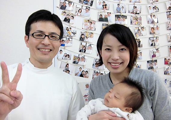 『産後のメンテナンス』で骨盤矯正に来られたママさんよりご感想