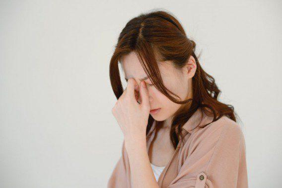 緊張型頭痛イメージ