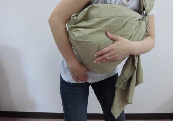 産後の恥骨痛イメージ図
