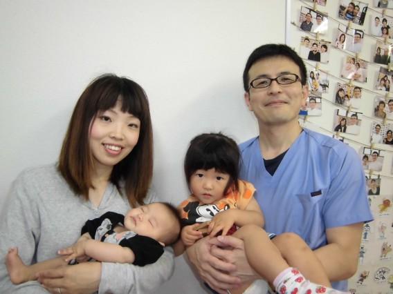 「妊娠中、産後の恥骨痛」で来られた患者さんよりご感想
