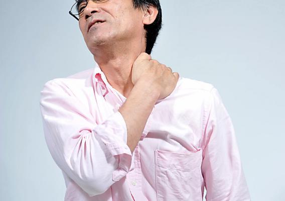週1回、マッサージで肩こりをほぐしているがまたこります。どうして?