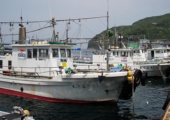『首や肩が痛い、重い』と漁師さんが悲痛な表情で来られました。
