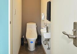院内のようすトイレ
